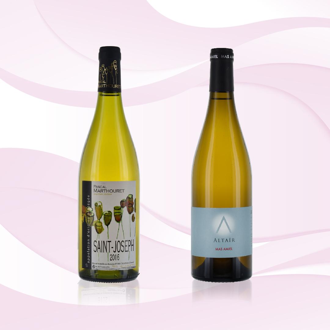Les Vins Blancs aux Cépages Expressifs